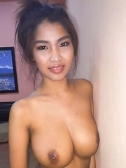 Beautyful and Busty Asian Tittiporn
